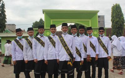 Peringatan Hari Santri Nasional SMK Nurul Huda